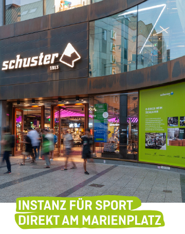 Schuster Eingang mobile