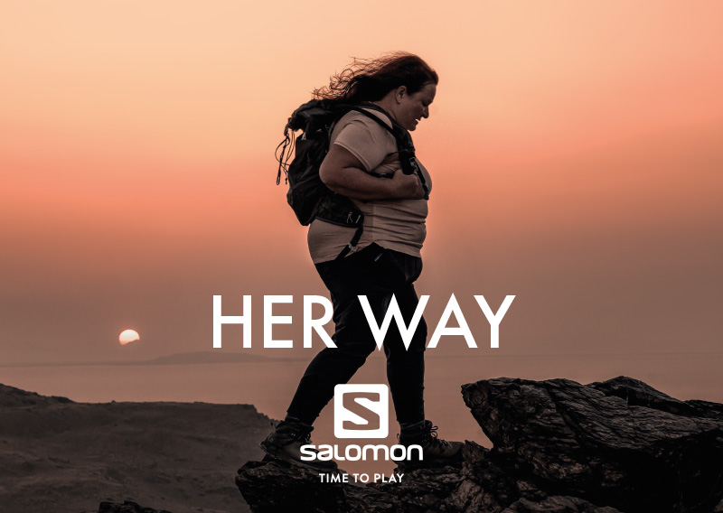Salomon: Her Way