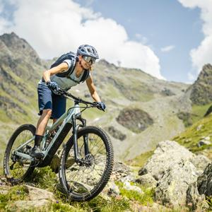 E-Mountainbikes