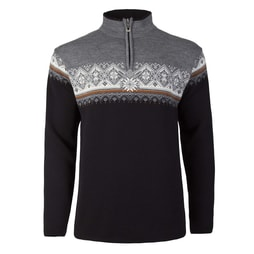 Dale of Norway St. Moritz Sweater Man Schwarz