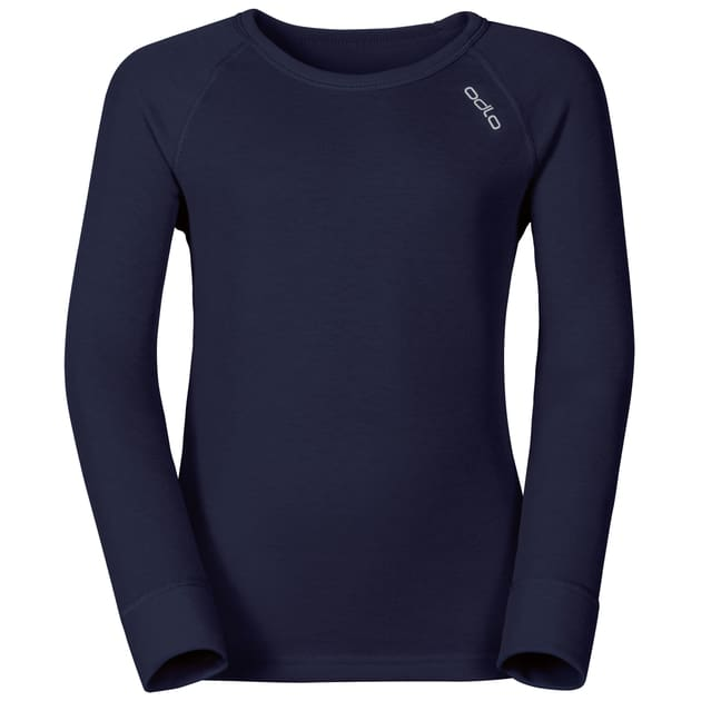 Odlo ACTIVE Originals SUW TOP crew neck l/s Kids bei Sport Schuster München