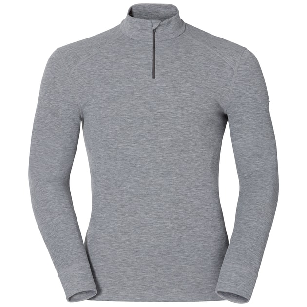 Odlo ACTIVE Originals Warm Shirt l/s turtle neck 1/2 zip M bei Sport Schuster München