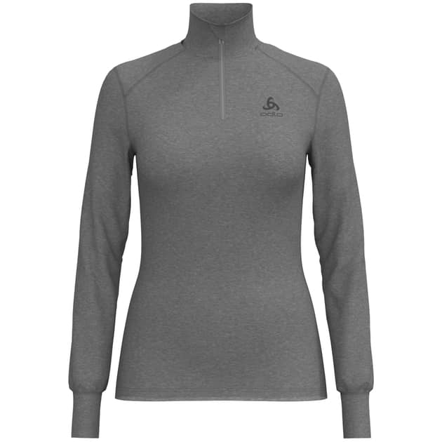 Odlo Active Warm Bl Top Turtle Neck L/S Half Zip Women bei Sport Schuster München
