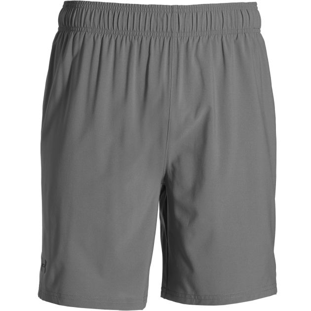 Under Armour Herren (Grau S INT ) / Hosen Shorts (Grau / S) - Hosen, Shorts