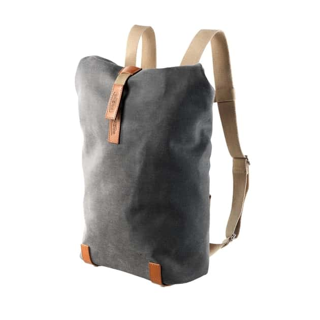 Brooks England Pickwick Small Canvas Backpack bei Sport Schuster München
