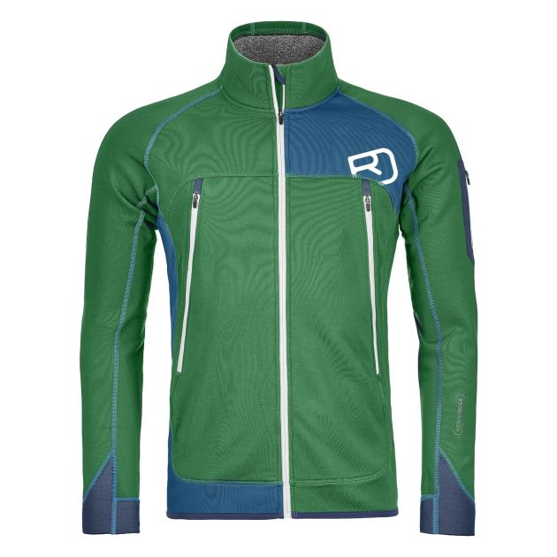 Ortovox Fleece Plus Jacket Men bei Sport Schuster München