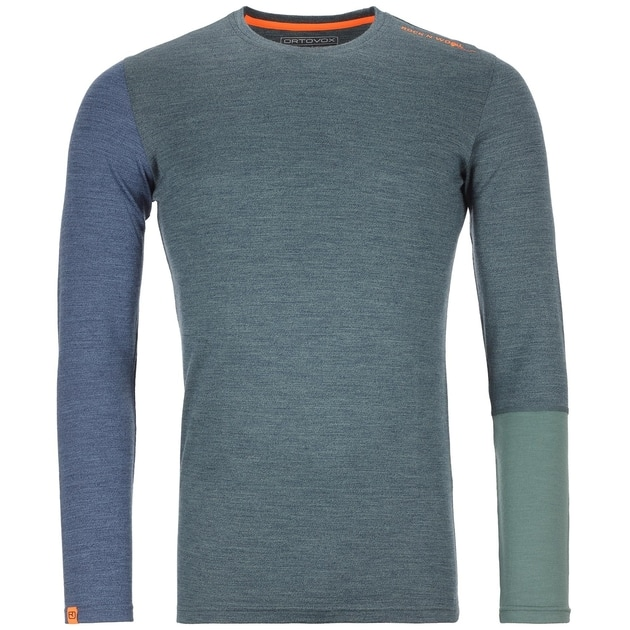 Ortovox 185 Rock 'n' Wool Long Sleeve Men bei Sport Schuster München