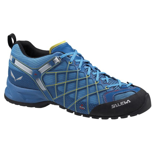 Salewa MS Wildfire S GTX Herren (Blau 10 5 UK 45 EU ) | Schuhe Multifunktionssch