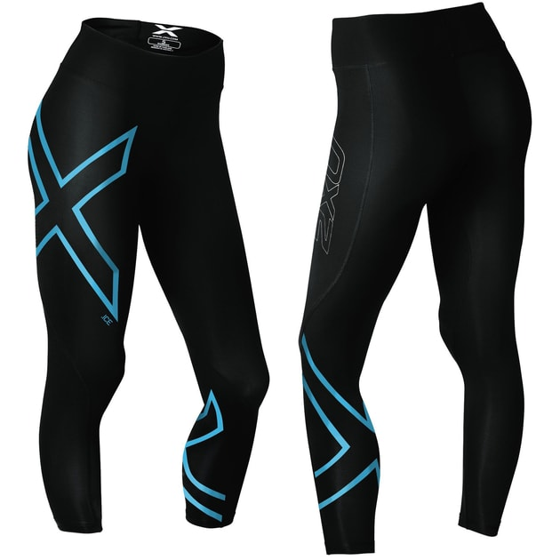 2XU ICE X Mid Rise 7/8 Compression Tight bei Sport Schuster München