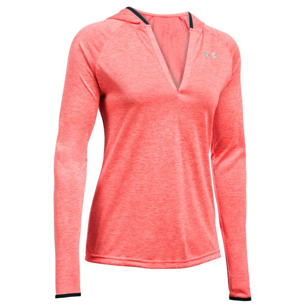 Under Armour Tech Long Sleeve Hoody Twist bei Sport Schuster München
