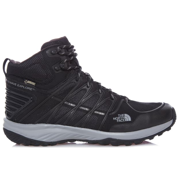 The North Face M Litewave Explore Mid GTX bei Sport Schuster München