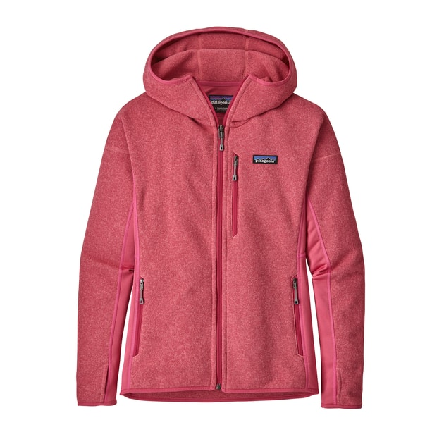 Patagonia W´s Performance Better Sweater Hoody bei Sport Schuster München