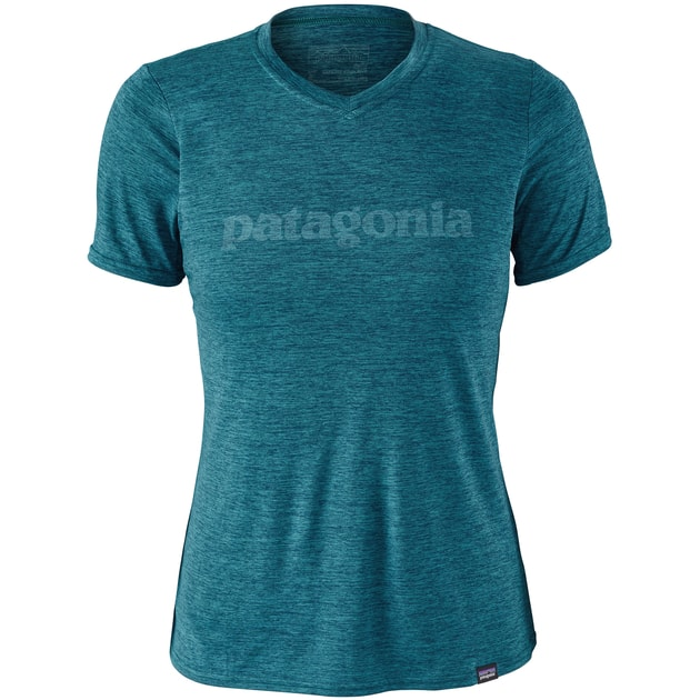 Patagonia W´s Capilene Daily Graphic T-Shirt bei Sport Schuster München