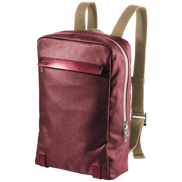 Pickzip Canvas Backpack