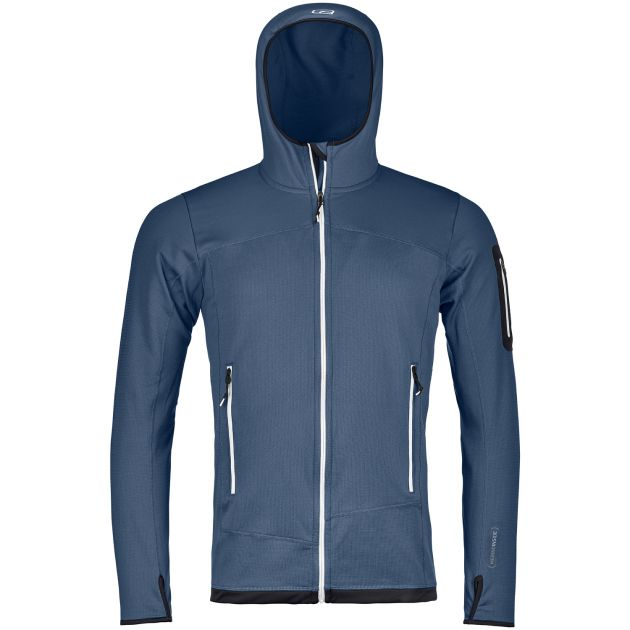 Ortovox Fleece Light Hoody Men bei Sport Schuster München