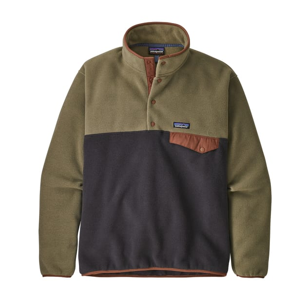Patagonia M´s LW Synch Snap-T Pullover bei Sport Schuster München