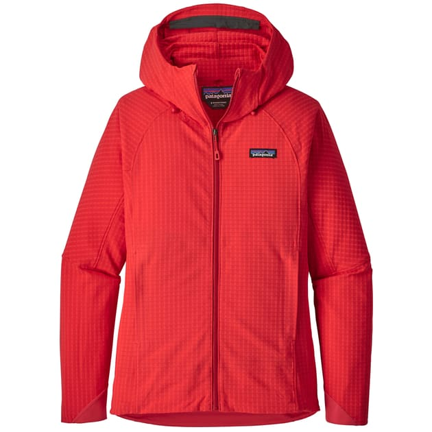 Patagonia Ws R1 TechFace Hoody bei Sport Schuster München