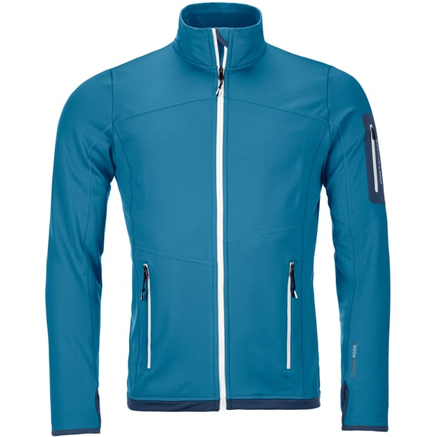 Ortovox Fleece Light Jacket Men bei Sport Schuster München