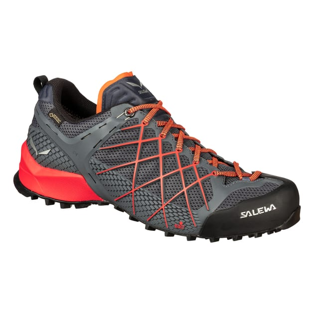 Salewa Herren (Anthrazit 11 5 UK ) Multifunktionsschuhe Typ A (Anthrazit / 11,5) - Multifunktionsschuhe