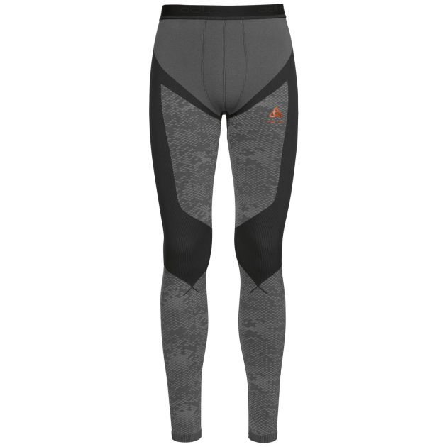Odlo Blackcomb Evolution Warm Pants M Herren (Anthrazit XL INT ) | Bekleidung Un