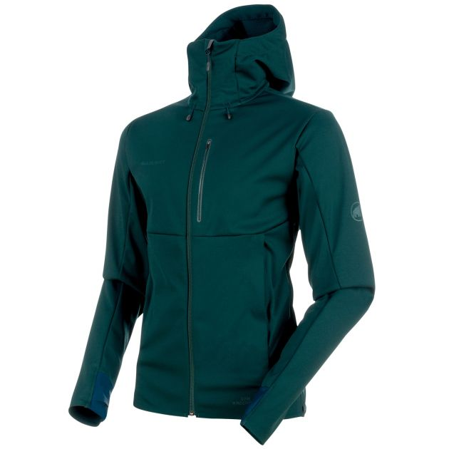 Herren Softshelljacke Mammut Ultimate V SO Hooded*