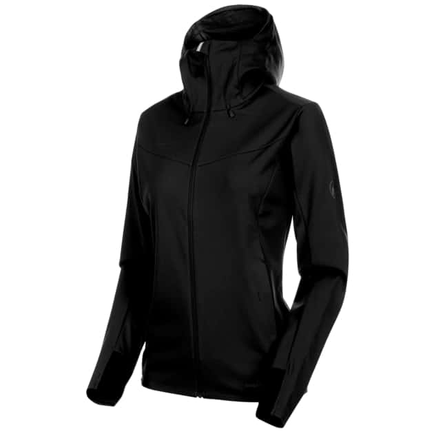 Mammut Ultimate V SO Hooded Jacket Women bei Sport Schuster München