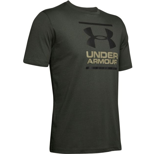 Under Armour GL Foundation SS Tee bei Sport Schuster München