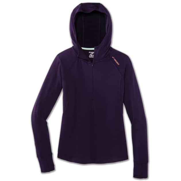 Brooks Notch Thermal Hoodie bei Sport Schuster München
