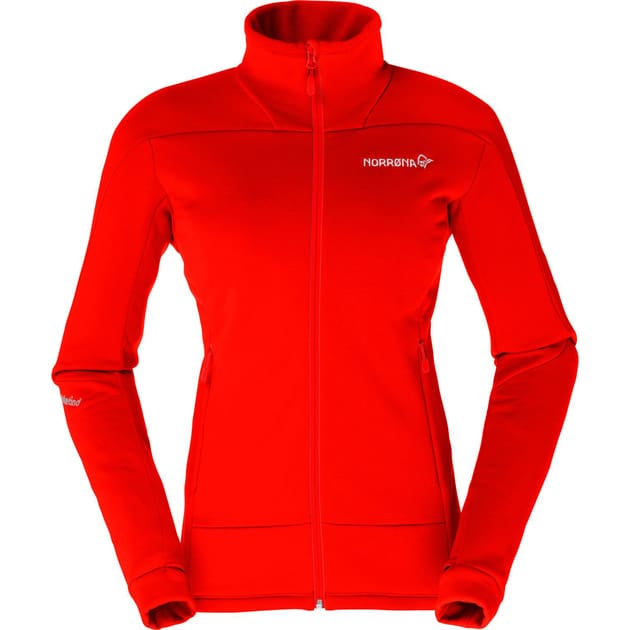 Norröna falketind Power Stretch Pro Jacket Women bei Sport Schuster München