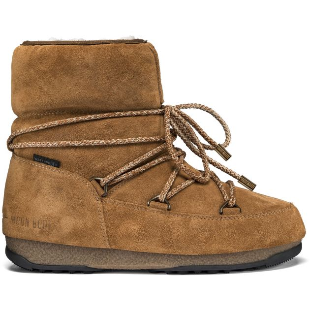 Moon Boot Moon Boot W.E. Low Suede WP bei Sport Schuster München