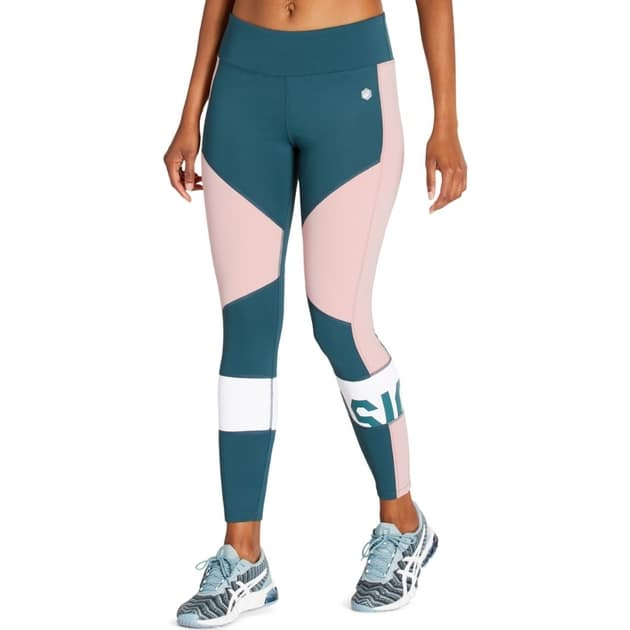 Asics Colorblock Cropped Tight 2 bei Sport Schuster München