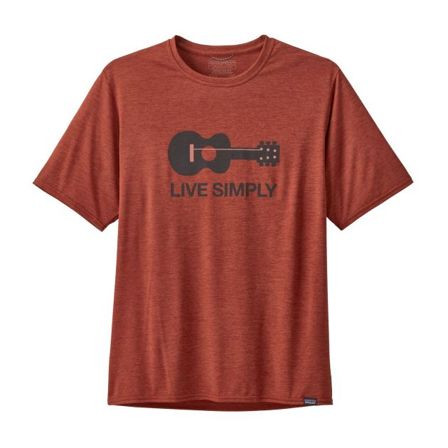 Patagonia M's Capilene Cool Daily Graphic T-Shirt bei Sport Schuster München