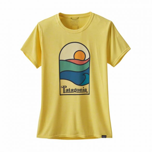Patagonia W's Capilene Cool Daily Graphic T-Shirt bei Sport Schuster München