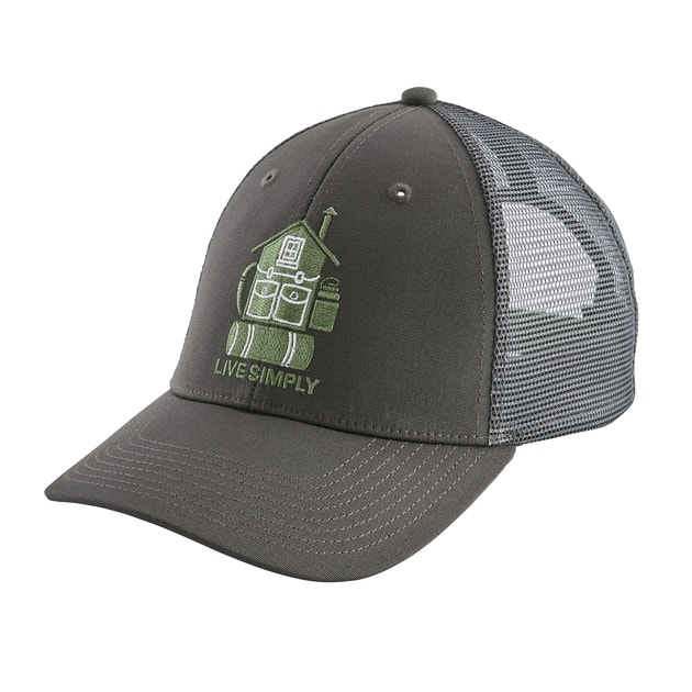 Patagonia Live Simply Home LoPro Trucker bei Sport Schuster München