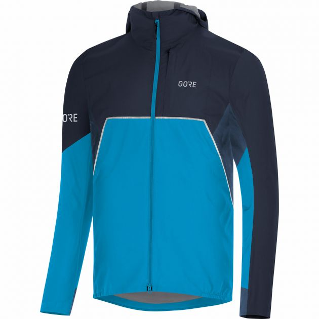 GORE WEAR R7 Partial Gore-Tex Infinium Hooded Jacket bei Sport Schuster München
