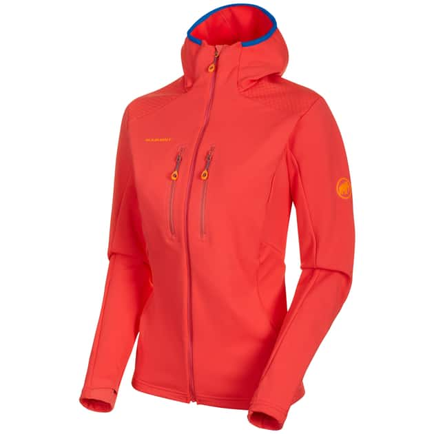 Mammut Eiswand Advanced ML Hooded Jacket Women bei Sport Schuster München