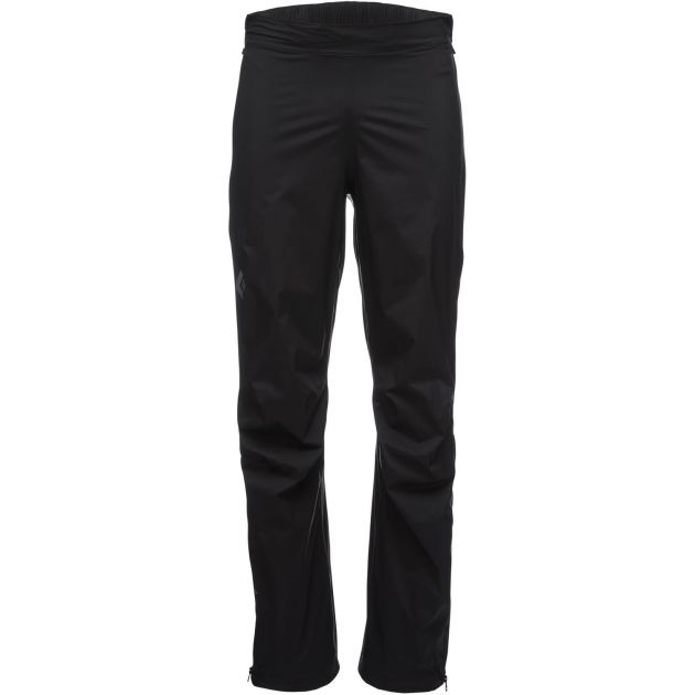 Black Diamond StormLine Stretch Full Zip Rain Pants Men bei Sport Schuster München