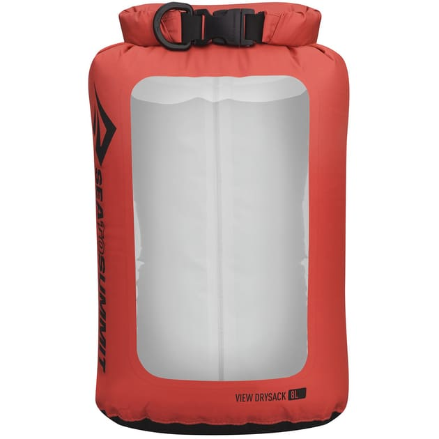 View Dry Sack 8L Rot_RD__RED   one size