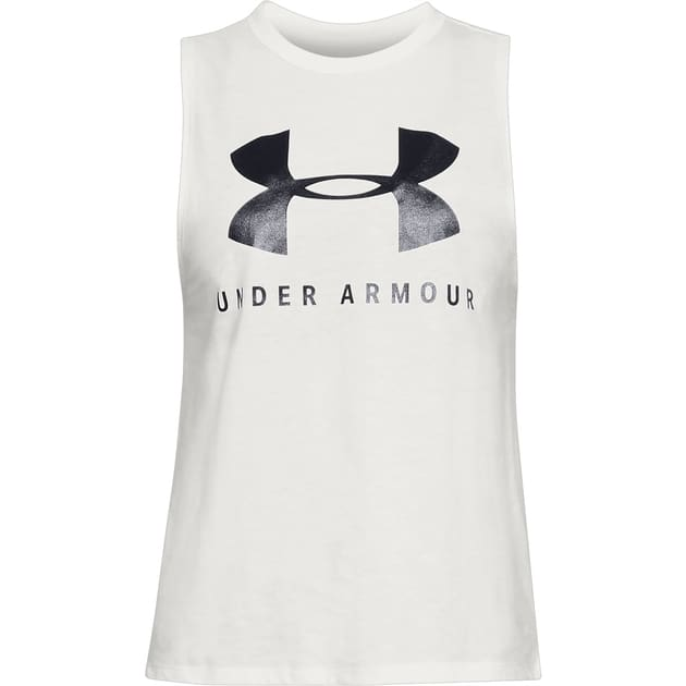 Under Armour Sportstyle Graphic Muscle Tank bei Sport Schuster München
