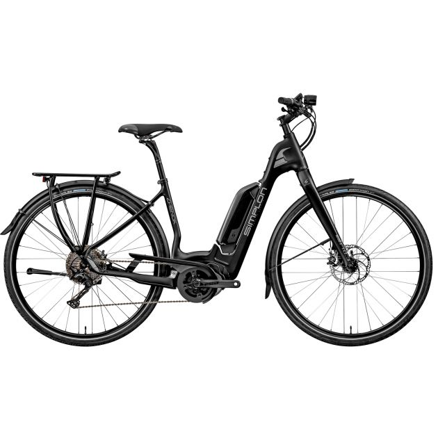 Simplon in cm ) / E-Bikes (Anthrazit / 54) - E-Bikes