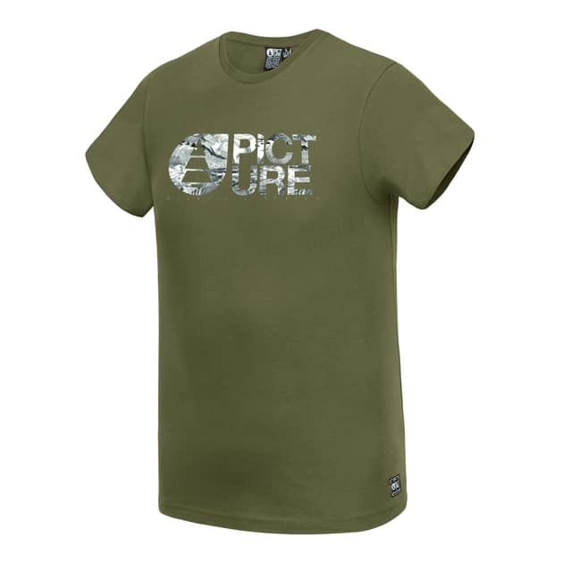 Picture Organic Clothing Herren (Oliv L) Mode/Lifestyle (Oliv / L) - Mode/Lifestyle