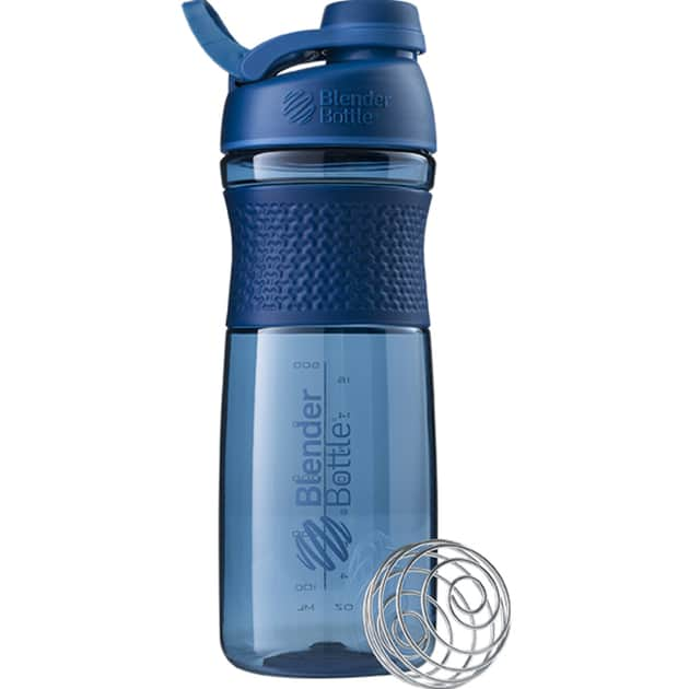 Blender Bottle Sport Mixer Twist 820 ml navy bei Sport Schuster München