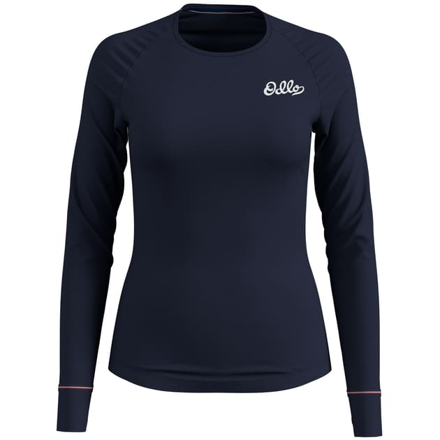 Odlo Active Warm Originals Bl Top Crew Neck L/S Women bei Sport Schuster München