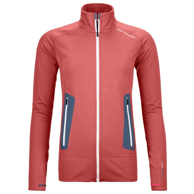 Ortovox Fleece Light Jacket Women bei Sport Schuster München
