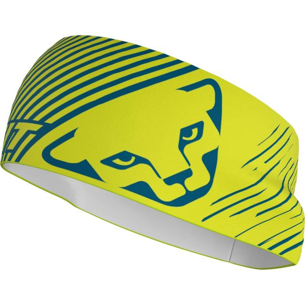 Graphic Performance Headband Uni Lime_LIME PUNCH/8830 STRIPED   one size