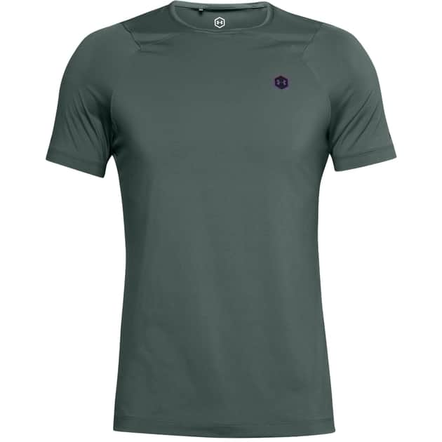 Under Armour HG Rush Fitted SS Tee bei Sport Schuster München
