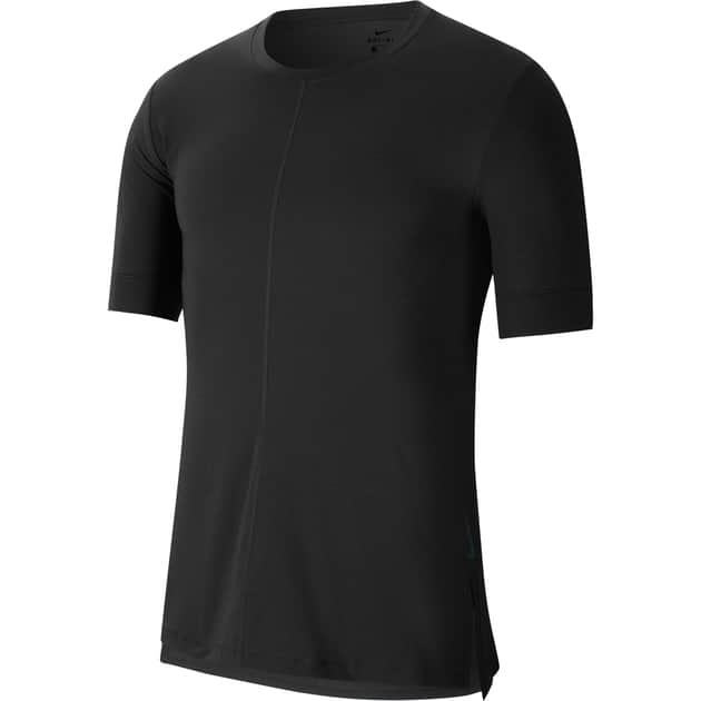 Nike M NK Dry Top SS Yoga bei Sport Schuster München