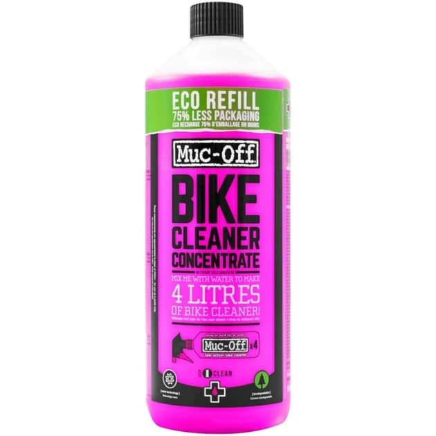 Muc Off Bike Cleaner Concentrate (Nano Gel) 1000ml bei Sport Schuster München