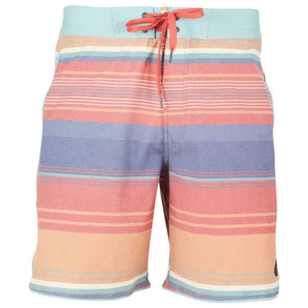 United By Blue MENS ORGANIC SCALLOP BOARD SHORT bei Sport Schuster München