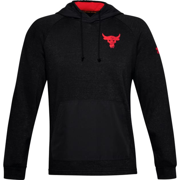 Under Armour Project Rock Terry Hoodie bei Sport Schuster München
